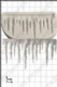 FPC Sugarcraft Mould: Icicle Border
